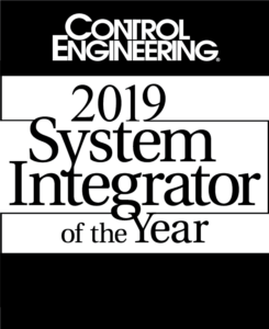 2019 System Integrator of the Year Logo