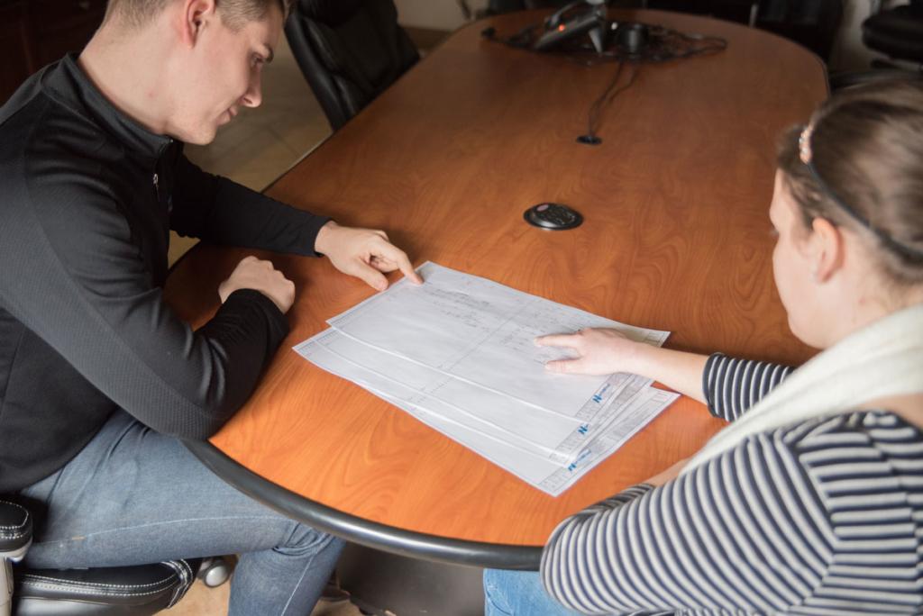 NorthWind Engineers Editing Drawings