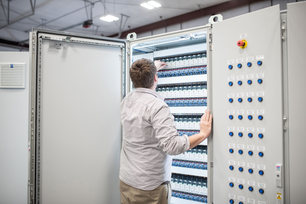 Technical Servicing a Panel