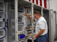 Panel Technician Wiring Panel