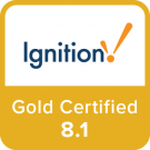 Ignition Gold Certified 8.1
